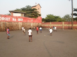 Activity fof the children in need in the DRCongo
