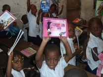 Hope for kids without hope action in DRCongo