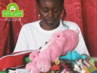 Hope for kids without hope One day of christmas ordering the toys