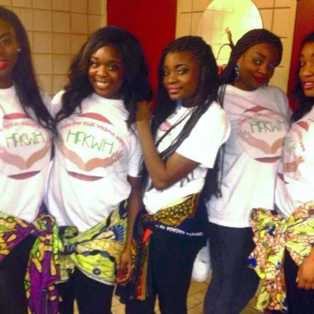 We dance to help the children of DRCongo