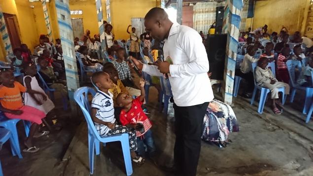 Activities in Masina DRCONGO
